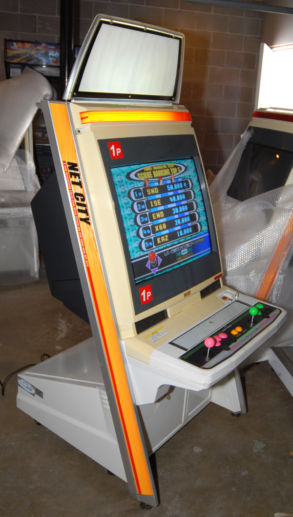 SEGA Net City Candy Cabinet, Working Cabinet Only, $1450.00, UTAH, YES